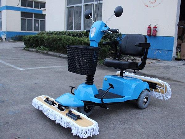 哈尔滨清扫车